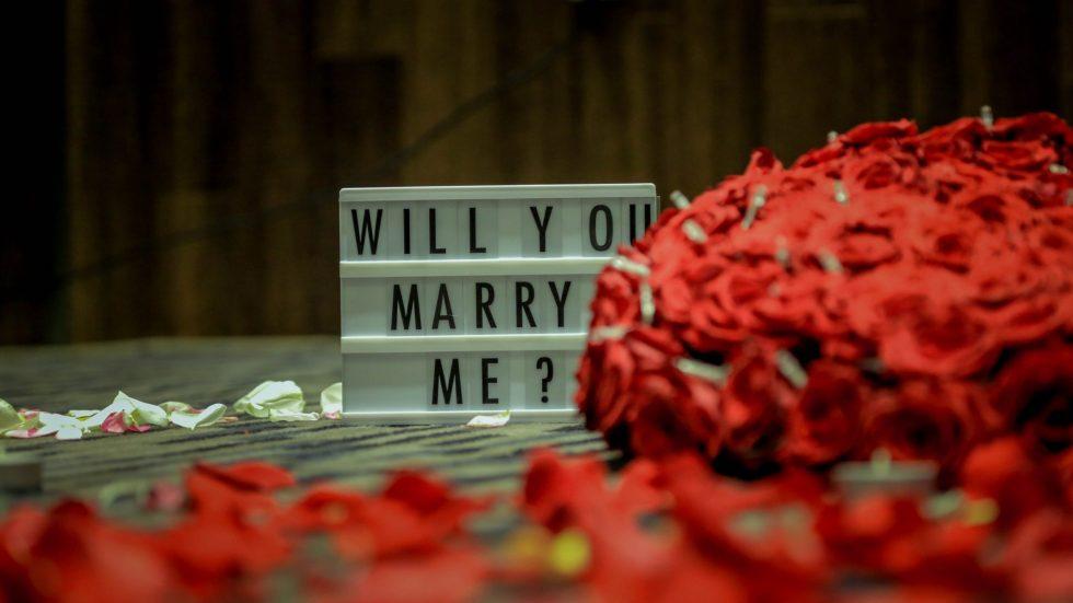 Heiratsantrag Coverbild