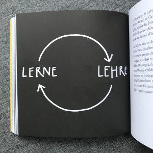 Lerne Lehre - Aus Show Your Work! von Austin Kleon